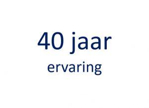 40 jaar ervaring TPPvkleef Groningen | Veendam