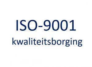ISO 9001 kwaliteitsborging TPPvkleef Groningen | Veendam