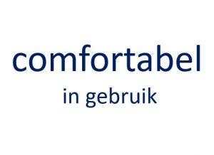 comfortabel gebruik prothese TPPvkleef Groningen | Veendam